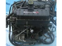 Ford Transit Engine 2Ltr - 59000 Miles only