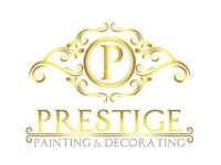 Prestige Painting & Decorating - Painter and Decorator covering Herts, Beds and Bucks