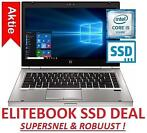 SSD DEAL! HP ELITEBOOK 8470p: CORE i5 3th| 128GB SSD! | 8GB!