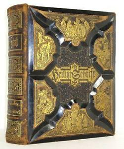 Antique Bible: Antiquarian & Collectible | eBay