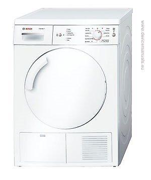 BOSCH 8KG WTE86304GB Bosch Condenser Tumble Dryer