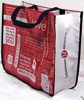 Looking for reusable Lululemon bags
