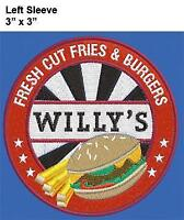 Willy's Freshcut Fries Hiring Day shifts