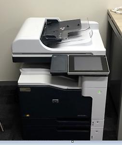 Printer for Sale - HP LaserJet 700 Colour MFP M775 West Perth Perth City Area Preview