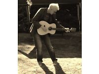 Guitar Lessons - All styles taught. Beginners, Intermediate or Advanced welcome.