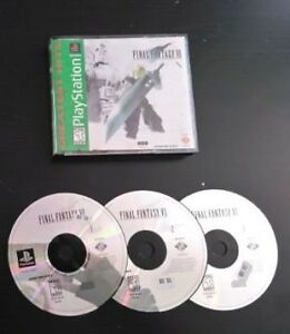 PS1 | Final Fantasy 7
