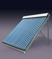 solar pool and domestic water heaters
