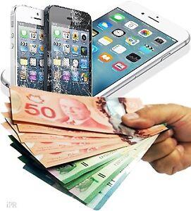 - Buying broken iPhones & iPads / MacBooks -