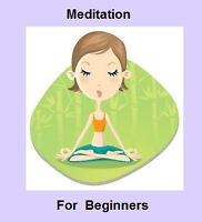 Meditation Instruction For Beginners W/ Professional Instructor