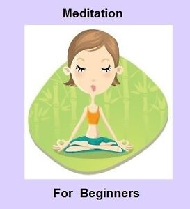 Unique Meditation for Beginners... More Than 35 Years Experience Peterborough Peterborough Area image 1