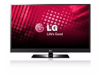 LG 50PZ250T Full HD 1080 Active 3d TV for sale