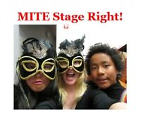Youth Musical Theatre Classes - presented by MITE Theatre