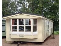 2006 Atlas Debonair 3 bed, double glazed and central heating static caravan for sale near Bromyard