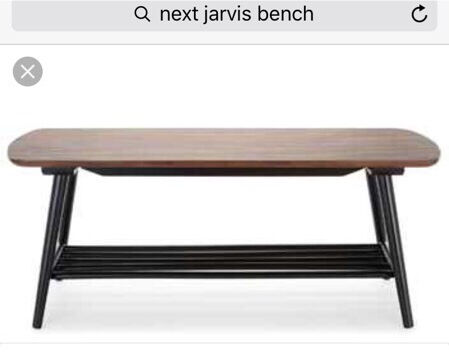 Next Jarvis Bench/chair