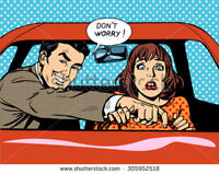 No Worries for New & Nervous Drivers