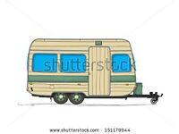 Wanted 4 Berth Caravan