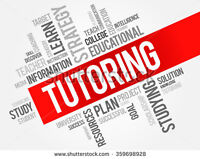 Effective Tutoring In Math,Physics,Chem & English for HS/College