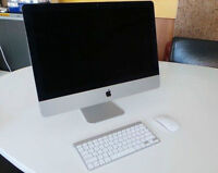 21.5 inch 2013 iMac mint trade for MacBook or buy it from me