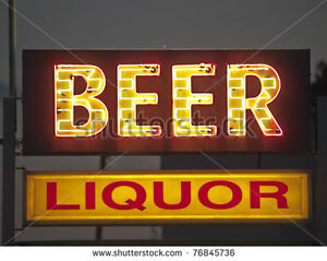 Profitable Red Deer Liquor Store
