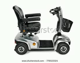WANTED MOBILITY SCOOTERS