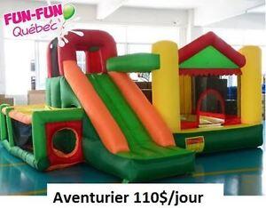 Location jeu gonflable à Neufchâtel