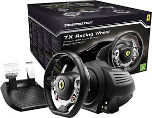 Thrustmaster XBOX 1 racingwheel ITALIA EDITION  -New in box