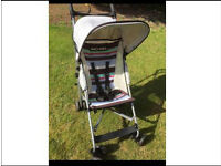 Maclaren volo pushchair - perfect travel buggy