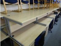 1600mm x 800mm Straight Desk