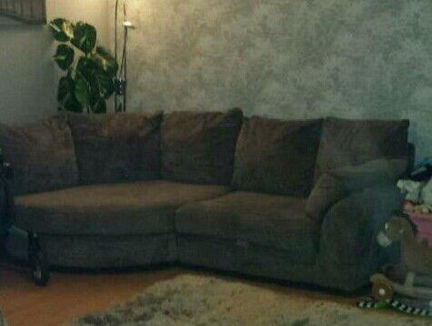 Dfs sofa in gray