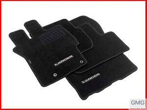 CJ-LANCER-MATS-GENUINE-MITSUBISHI-CARPET-FLOOR-MAT-SET-AUTO-VEHICLES-ONLY