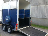 Horse Box Trailer - Ifor Williams HB505 in Blue