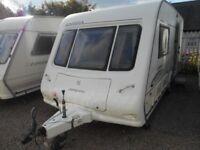 Compass Omega 482 - Used 2 Berth - Tourer Caravan 2008