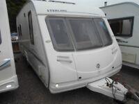 Swift Eccles Amethyst - Used 5 Berth - Tourer Caravan 2006