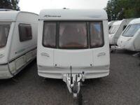 Compass Riviera 524 - Used 4 Berth - Tourer Caravan 2004