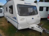 Bailey Ranger 550 - Used 6 Berth - Tourer Caravan 2005