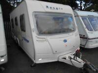 Bailey Ranger 460 - Used 4 Berth - Tourer Caravan 2006
