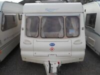 Bailey Ranger 460 - Used 2 Berth - Tourer Caravan 2003