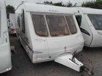 Swift Charisma 565 - Used 4 Berth - Tourer Caravan 2004
