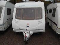 Sterling Eccles Topaz - Used 2 Berth - Tourer Caravan 2004