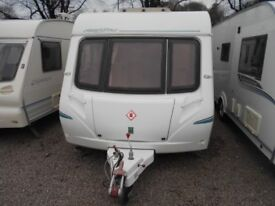 Abbey Freestyle 480 - Used 4 Berth - Tourer Caravan 2006