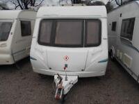 Abbey Freestyle 480 - Used 4 Berth - Tourer Caravan 2006