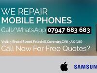 Huawei Phone Repair Coventry call 07947-683683