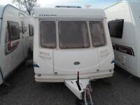 Sterling Europa 520 - Used 4 Berth - Tourer Caravan 2003