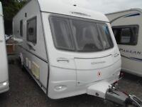 Coachman Pastiche 535-4 - Used 4 Berth - Tourer Caravan 2008