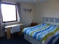 Fantastic double room on Easter Dalry