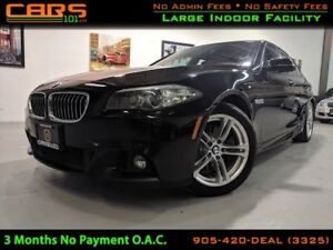 2014 BMW 528I M-SPORT|NAVIGATION|PANORAMIC SUNROOF