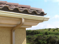 eavestrough repair and installation, best prices and service