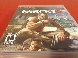 Far cry 3, PS3 game