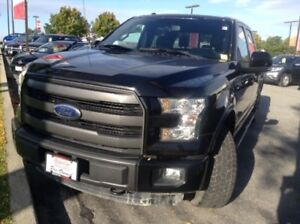 2015 Ford F-150 Lariat Bluetooth, Sunroof, Heated & Cooling S...
