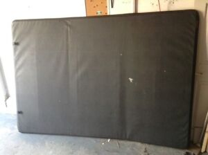 Trifecta soft top tonneau truck cover